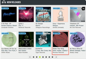 Featured on Beatport on Overall New Releases!!!